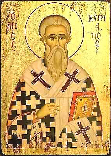 Cyprian Bishop of Carthage