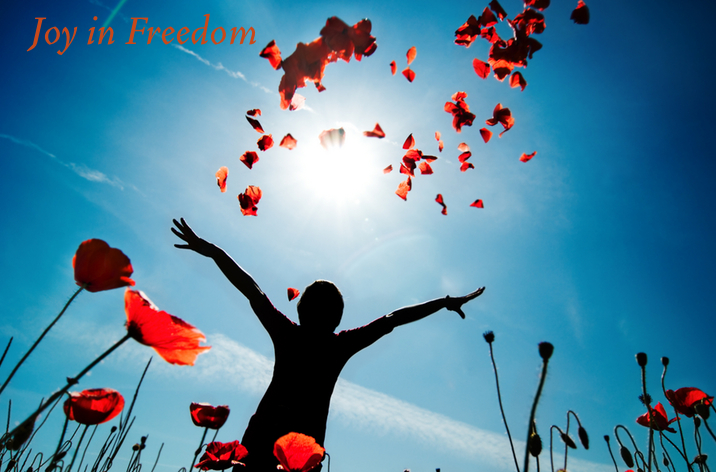 Joy in Freedom