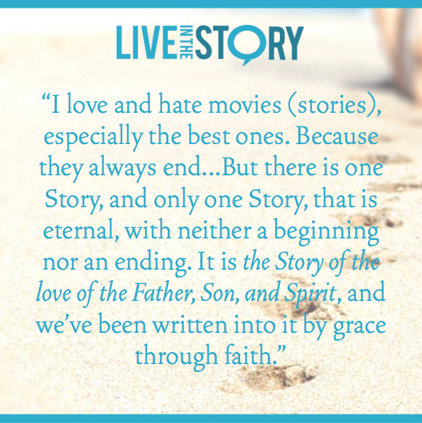 Live in the Story - love and hate stories