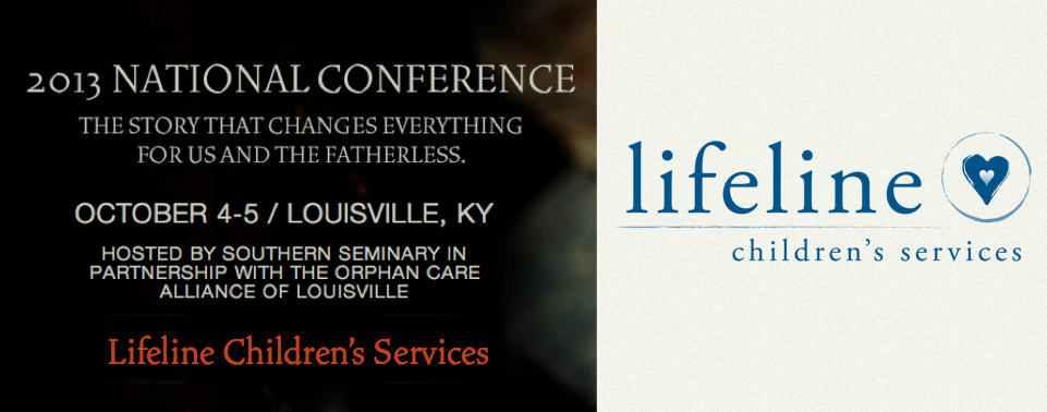 Who will be at NatCon 2013 - Lifeline