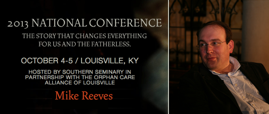 Who will be at NatCon 2013 - Mike Reeves