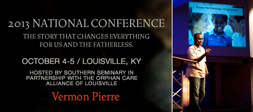 Who will be at NatCon 2013 - Vermon Pierre