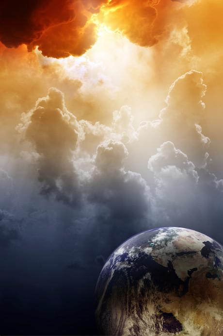 earth heavens
